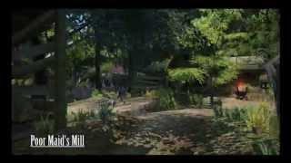 FFXIV - Map Glitch - Eastern La Noscea - hmong video