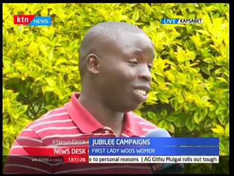Jubilee Campaigns : Uhuru Kenyatta to lead team in Kapsabet