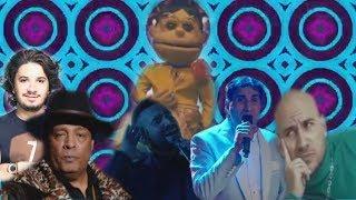 تحميل اغاني عندما يجتمع أحمد سعد وشيبة وفاهيتا ومكي وعبد الباسط وحجاج فى كوكتيل اغاني فشيخ MP3