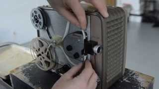How to digitize your old 8mm film with a video camera