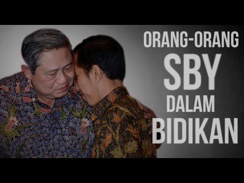 Orang-Orang SBY Dalam Bidikan