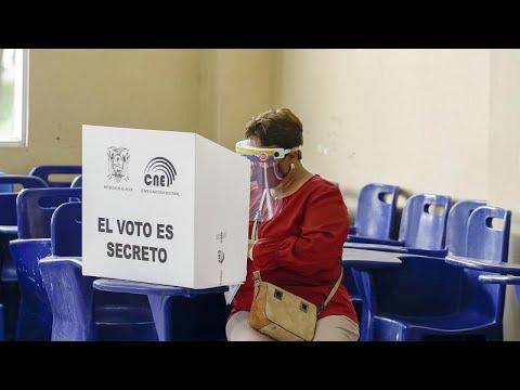 Εν μέσω πανδημίας οι εκλογικές αναμετρήσεις σε Ισημερινό και Περού…