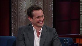 Hugh Dancy Laughing