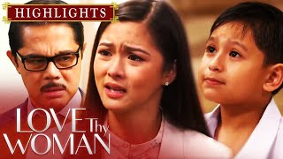 Jia (Kim Chiu) confronts Adam (Christopher de Leon) about the anonymous text about his son being in their family and that she has to take him back.  Subscribe to the ABS-CBN Entertainment channel! - http://bit.ly/ABS-CBNEntertainment  Watch the full episodes of Love Thy Woman on TFC.TV: http://bit.ly/LoveThyWoman-TFCTV and on iWant for Philippine viewers: http://bit.ly/LoveThyWoman-iWant  Visit our official websites!  https://lovethywoman.abs-cbn.com/  http://www.push.com.ph  Facebook:http://www.facebook.com/ABSCBNnetwork Twitter:https://twitter.com/ABSCBN Instagram:http://instagram.com/abscbn  Episode 34 Cast: Christopher de Leon (Adam) / Eula Valdes (Lucy) / Yam Concepcion (Dana) / Kim Chiu (Jia) / JJ Quilantang (Michael)  Watch more Love Thy Woman videos here: Highlights - http://bit.ly/LoveThyWomanHighlights Recaps - http://bit.ly/LoveThyWomanRecaps  #LTWKatanungan #LoveThyWomanEp34 #LoveThyWoman