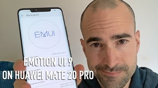Huawei EMUI 9 Review on Mate 20 Pro   New features tour