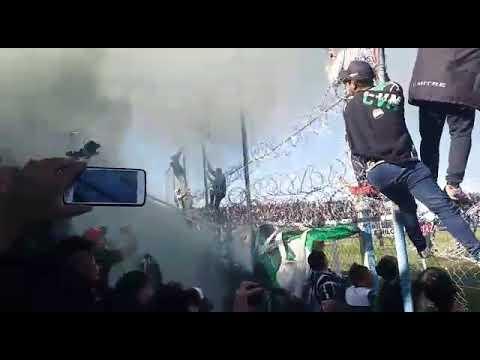 """""""""""La Gloriosa"""" de Villa Mitre En Cutral Có"""" Barra: La Gloriosa • Club: Villa Mitre"""