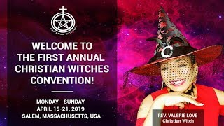 Christian Witches Convention: Yes, It