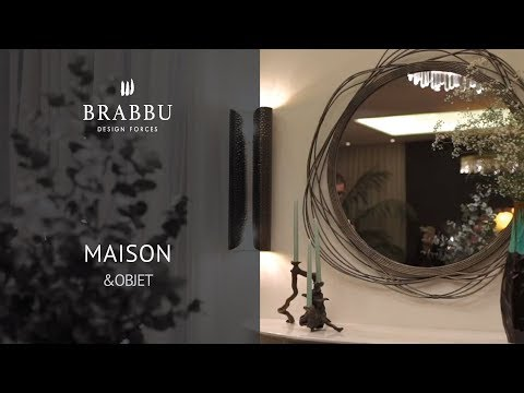 Brabbu Invites You To Maison & Objet 2018