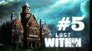 Прохождение Lost Within #5 (Смерть хирурга)