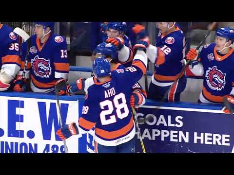 Wolf Pack vs. Sound Tigers | Feb. 16, 2019