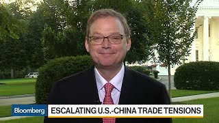 Hassett Says Trade Objective Is to Open U.S. Markets to China
