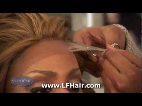 comment poser perruque lace front