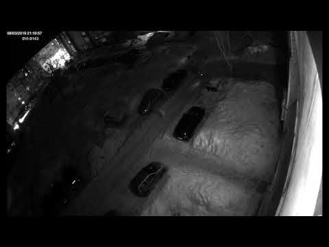SVI-S143 4 Mpix работа BLC день/вечер/ночь