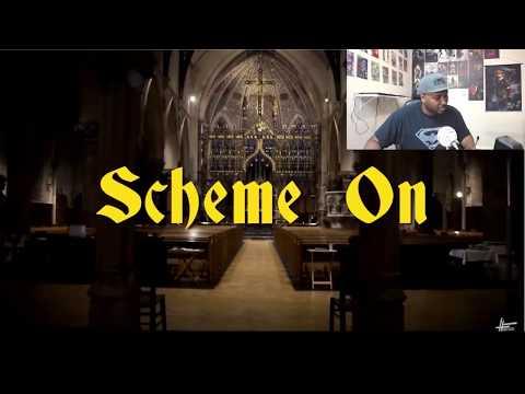 Datkid & Leaf Dog - Scheme On Feat. Roc Marciano Live Reaction