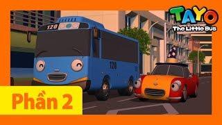 Tayo Phần2 Tập15 l Tayo làm người lớn l Tayo xe buýt bé nhỏ l Phim hoạt hình cho trẻ em