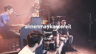 Tommi (Live)    AnnenMayKantereit (official Video)