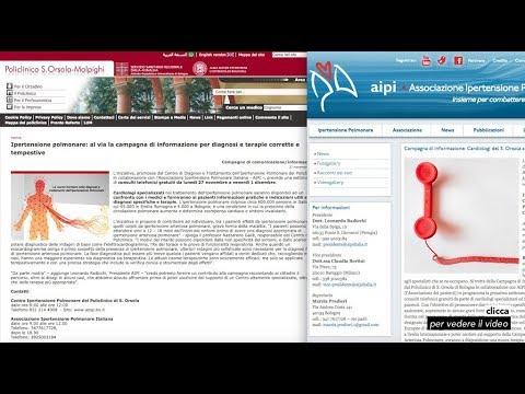 Test per lipertensione e le risposte