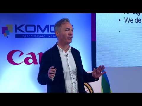 Paul Bradley @Print Summit 2018