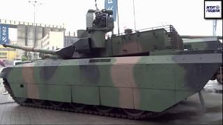 УКРАИНА СОЗДАЛА НОВЫЙ ТАНК ДЛЯ НАТО/НОВЫЙ ТАНК PT-17