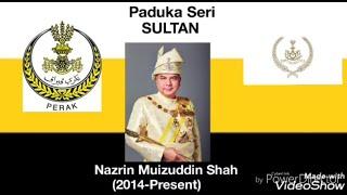 """State Anthem Of Perak """"Allah Lanjutkan Usia Sultan"""""""