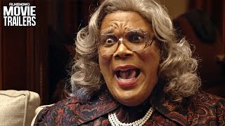 Madea winds up in the middle of mayhem in Tyler Perry's Boo! A Madea Halloween