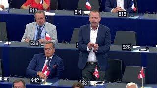 Harald Vilimsky: Orbán Viktor európai hős - ECHO TV