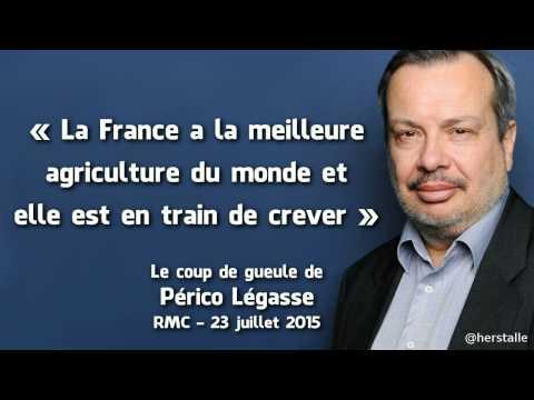 Crise de l'agriculture : le coup de gueule de Périco Légasse