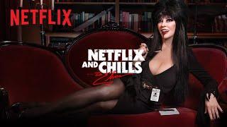 Netflix & Chills   Meet Dr. Elvira   Netflix