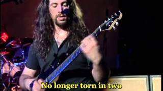 Dream Theater -  Finally free - with lyrics