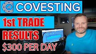 Covesting With Prime XBT First Trade Results! $600 Profit In Two Days Copying Traders!