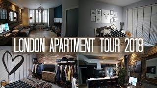 London Apartment Tour 2018 | Interior Design Copper & Industrial | Carl Thompson