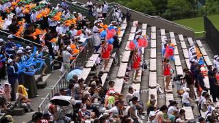 宇部鴻城応援団【狙い撃ち】2014年7月26日