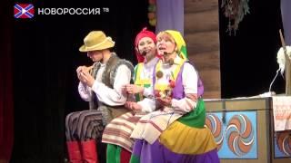 Обмен «премудростями» в театре кукол