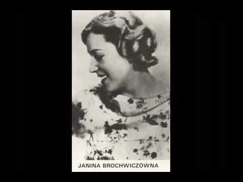 Janina Brochwiczówna - Madadme