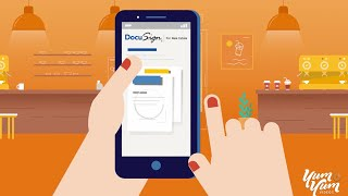 DocuSign (Real Estate) | Explainer Video by Yum Yum Videos