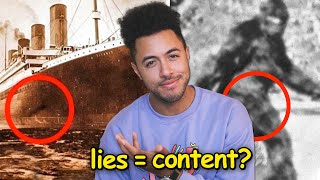 The Worst Conspiracies On YouTube (TheRichest)