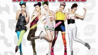 Wonder Girls - 2 Different Tears [AUDIO]