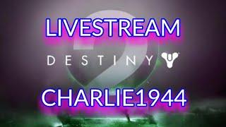Destiny 2 live gameplay