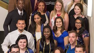 In honor of NationalFosterCareMonth we highlight the incredible team students behind the