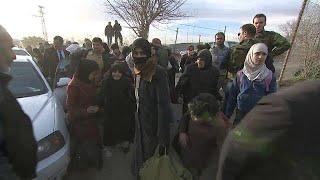Восточную Гуту покинули десятки тысяч жителей