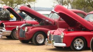 Car show in Manor TX March 31 2012 at the Good Luck Grill.wmv