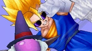 Vegito Ultimate Attack MOD - Dragon Ball Kai Ultimate Butouden [NDS]