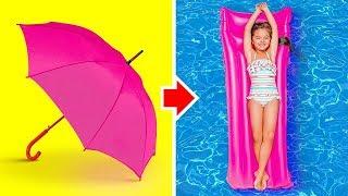 ٢٨ حيلة رخيصة لأيام الصيف الحارّة