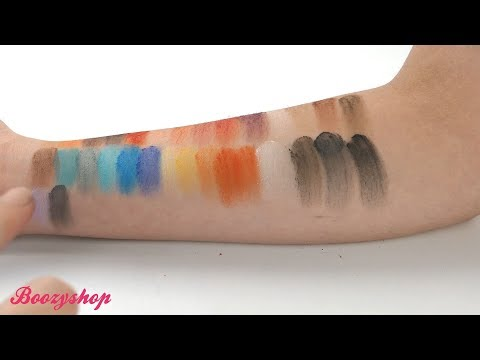 City Color City Color 35 Color Eyeshadow Palette
