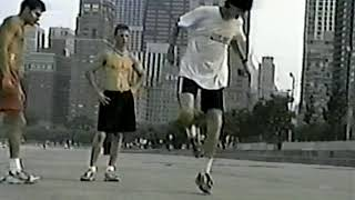 """Footbag: VHS Classics: 1999: USA: """"Bust Out Now"""" (by Chad Sam Colclough)"""