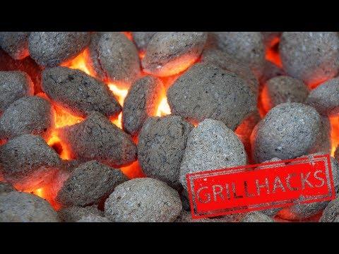Grill anzünden ohne Grillanzünder | Holzkohle Grill Lifehacks