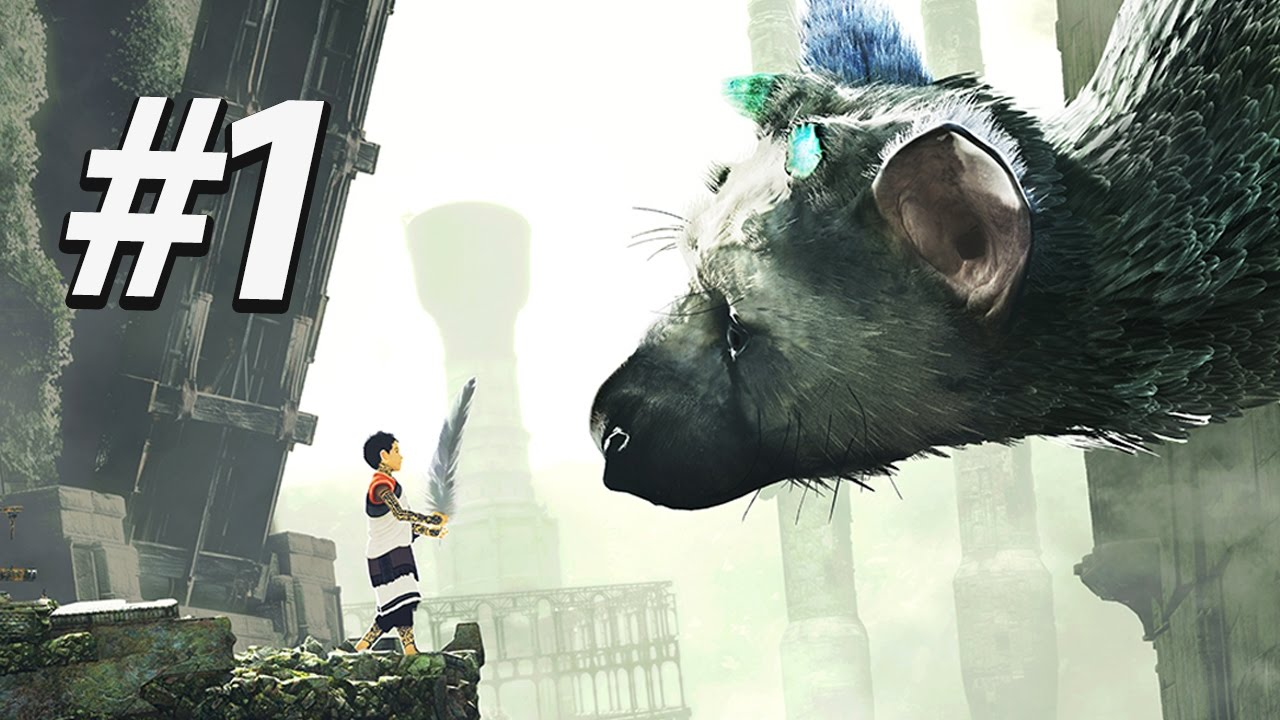 Watch PewDiePie Play 20 Minutes Of The Last Guardian