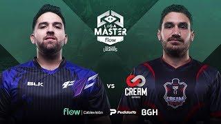 9z VS Cream Esports | Jornada 12 | Liga Master Flow