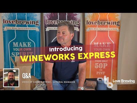 Introducing Wineworks Express