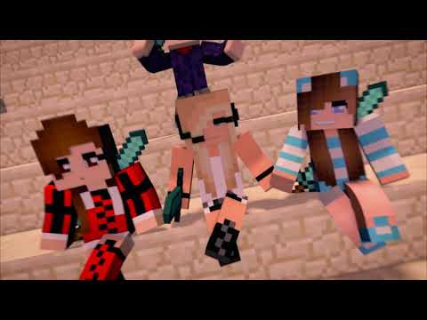 Top 5 Minecraft Songs of all time! Top 5 Best Animated Minecraft Music Videos